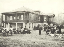 Original Kelowna Hospital